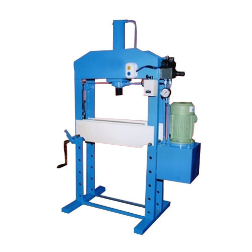 H Frame Hydraulic Press, H Type Hydraulic Press - Grace Hydraulics ...