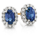 Sheetal Impex 5.84 Tcw Si/fg Round Shape Real Natural Diamonds Stud 14kt White Gold Gemstone Earring