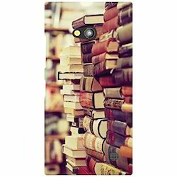 Printland Library Phone Cover For Nokia Lumia 730