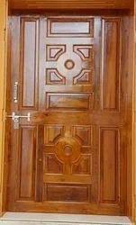 Teak Wood Door Carving Teak Door टक वड करवग