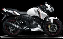 TVS Apache RTR 160 Motorcycle