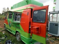 Food Truck Building