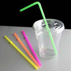 U Shaped Tetra Pack Straw