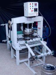 Fully Automatic Hydraulic Paper Dona Machine