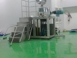 Pharma Machine Fabrication