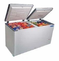 Blue Star Hard Top Chest Freezer, Top Open Door, Manual Defrost