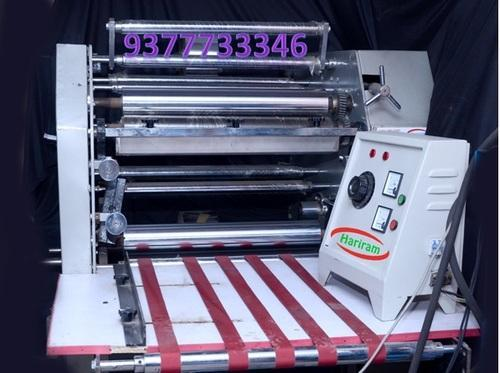 Automatic Paper Lamination Plus Slitting Machine
