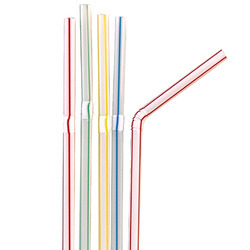 Flexible Straws at Best Price in India