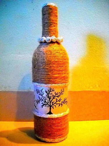Decorative Wine Bottles At Rs 150 Piece Baramati Pune Id