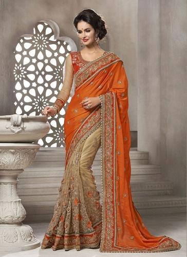 2cc80c8ea2 Party Wear Designer Saree at Rs 1200 /piece(s) | Designer Sarees ...