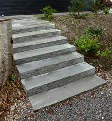Kandla Grey Garden Steps