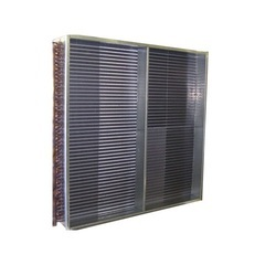 Copper AHU Cooling Coils, For Air Handling Unit