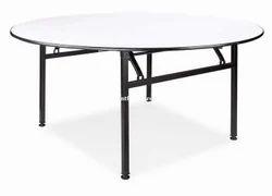 Metal Banquet Table