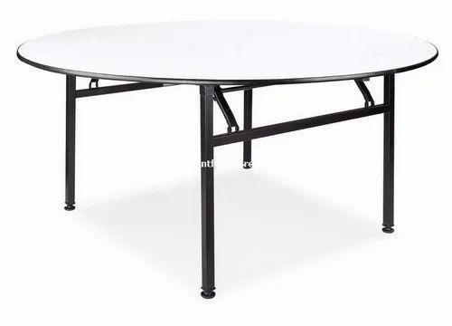 Merveilleux Metal Banquet Table