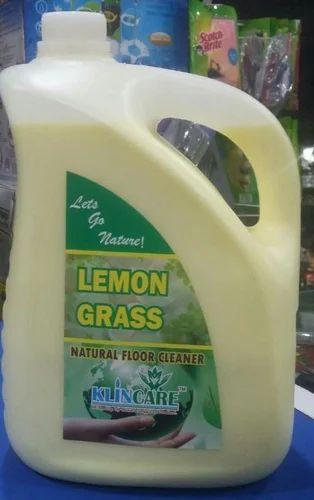 Lemon Grass Natural Floor Cleaner