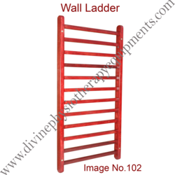 Wall Ladder Exerciser