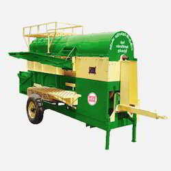 High Capacity Multicrop Thresher