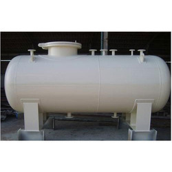 SAZ BOILERS Stainless Steel Pressure Vessel, Material Grade: IS 2062, SS 304-316