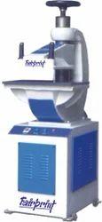 U-Cut Punching Machine