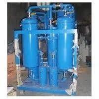 Turbine Oil Filtration Services