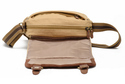 2 Compartment Canvas Sling Bag