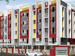 Aishwaryam Residency Construction Projects