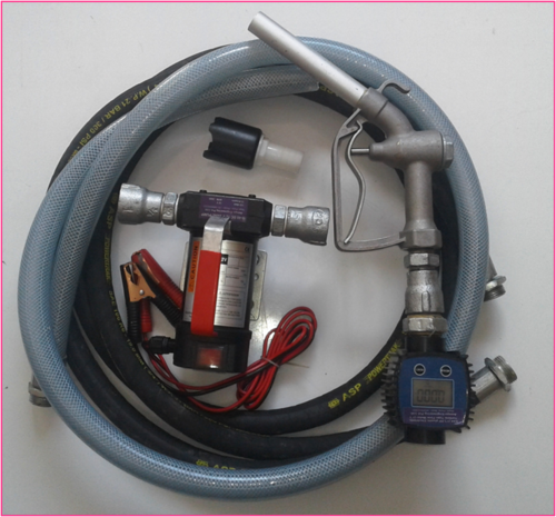 AMSPA Diesel Transfer Kit