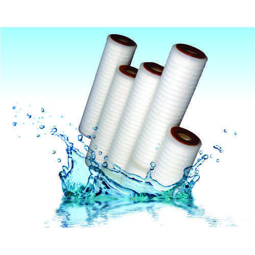 Pleated PP Filter Cartridge