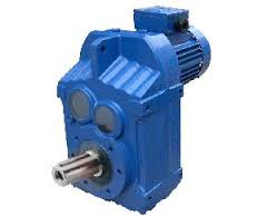Shaft Mounted Geared Motor