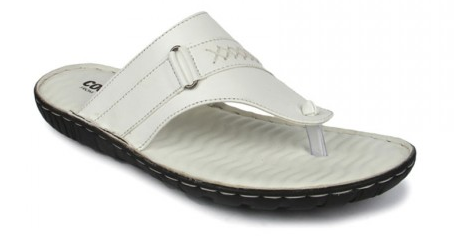 6b37a791d740 Coolers Mens White Thong Sandal at Rs 1499  no