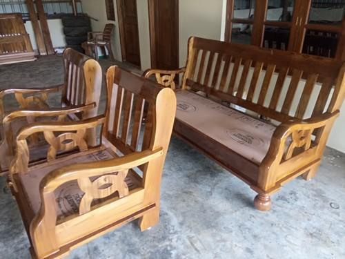Rk Furniture Sofa Set Teak Wood Dining Table From Hunsur