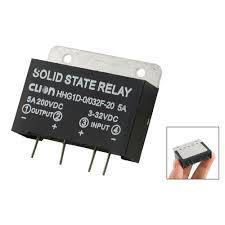 Solid State Relay DC To AC Solid State Relay Manufacturer from Pune