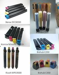 Konica Minolta Color Toner Cartridge