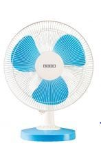 Usha Mist Air Duos Table Fan Blue