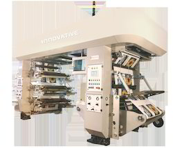 Innovative Flexotech Pvt.Ltd. Flexographic Woven Sack Printing Machine, Automatic