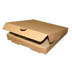 Brown Pizza Packaging Boxes