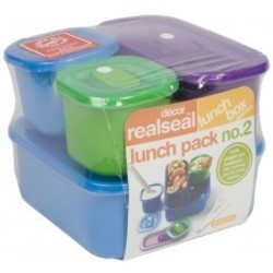Microsafe Food Storage Containers