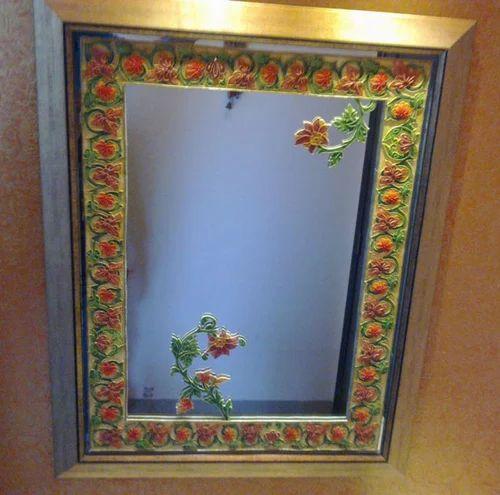 designer hand painted mirrors mirrors and glassware kala siddhi