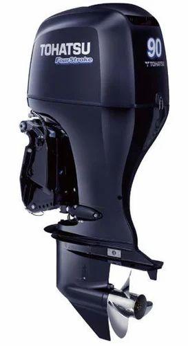 Four Stroke 90 Hp Outboard Motors