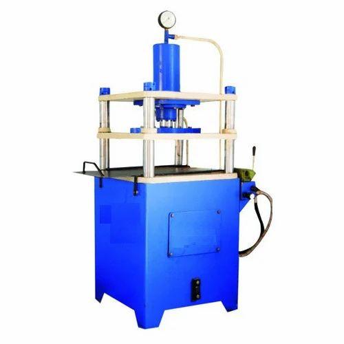 Hydraulic Paper Plate Cutting Machine Manufacturer From