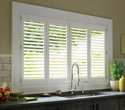 Kitchen Window Shutter