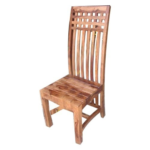 Acacia Wood Chair