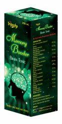 Memory Booster Brain Tonic
