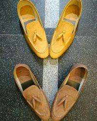 Handmade Mens Loafer Shoes