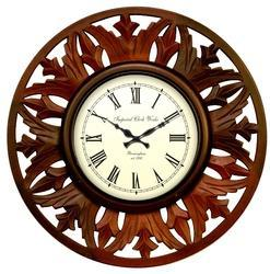 Decorative Wood Carving Clocks