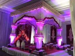Stylish Mandap Stage
