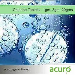Chlorine Tablets - 1gm, 3gm, 20gms