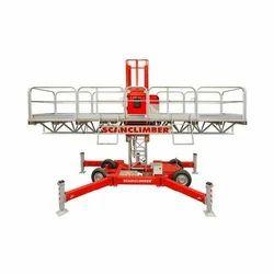 Mast Climber Platform