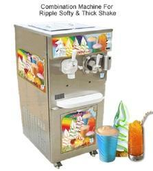 COMBINATION MACHINE FOR RIPPLE SOFTY AND THICK MILK SHAKE (Eco.)