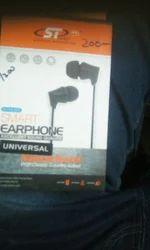 Black St Smart Headphone